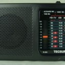 Tecsun R-303 FM SW TV Bands World Radio r303