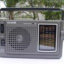 Tecsun R-304 FM MW SW 4 Bands Portable Radio