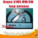 Hot sale Degen DE31MS MW / SW active LOOP ANTTENA FM/AM antenna