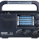 Degen DE16 FM Campus FM Radio medium wave shortwave full band radio