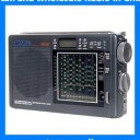 Degen DE1107 Dual Conversion Full Band Radio Clearly Receive BBC and VOA