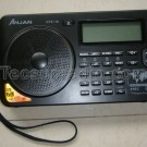 Anjan DTS-18 FM Receiver Recording Digital tuning full band Almighty Radio SD card to record radio