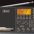 Anjian dts-10 wide-band digital tuning stereo radio enthusiast desktop receiver