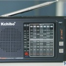 Kchibo WR-A70 High sensitivity ten-band digital display radio stereo radio