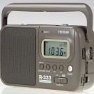 Tecsun R-333 Portable Digital FM MW SW Clock Radio
