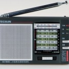 Tecsun R9701 FM MW SW(1-7)9 Bands Dual Conversion World Pocket Radio