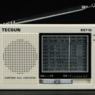 Tecsun R-9710 FM Stereo MV SW(1-8) 10 Bands World Radio