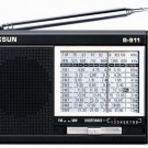 Tecsun R-911 FM SW(1-9) 11 Bands World Pocket Radio