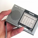 Tecsun R-912 FM Stereo MW SW(1-10)12 Bands World Pocket Radio