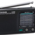 Tecsun R-909 FM Stereo MW(1-7)Bands World Pocket Radio