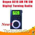 Degen DE19 FM Stereo MW SW Digital Tuning Full Band Radio