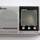Anjan A-1290 FM MW SW Big-screen Display Voice Broadcast radio For the elderly and the Blind