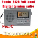 Panda Radio 6128 Full-band Digital turning radio use SONY IC