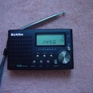 Kchibo S50L FM Full-band digital turning lithium-ion battery radio