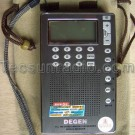 Degen DE1105 Digital  PLL world Band radio receiver radio