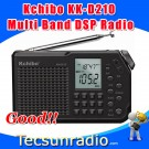 Kchibo KK-D210 DSP Radio Full-band Digital Tuning Radio