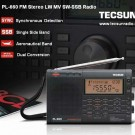 Tecsun pl-660 FM Stereo LW MV SW-SSB AIR PLL SYNTHESIZED Radio